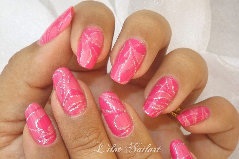 Water marble Girly