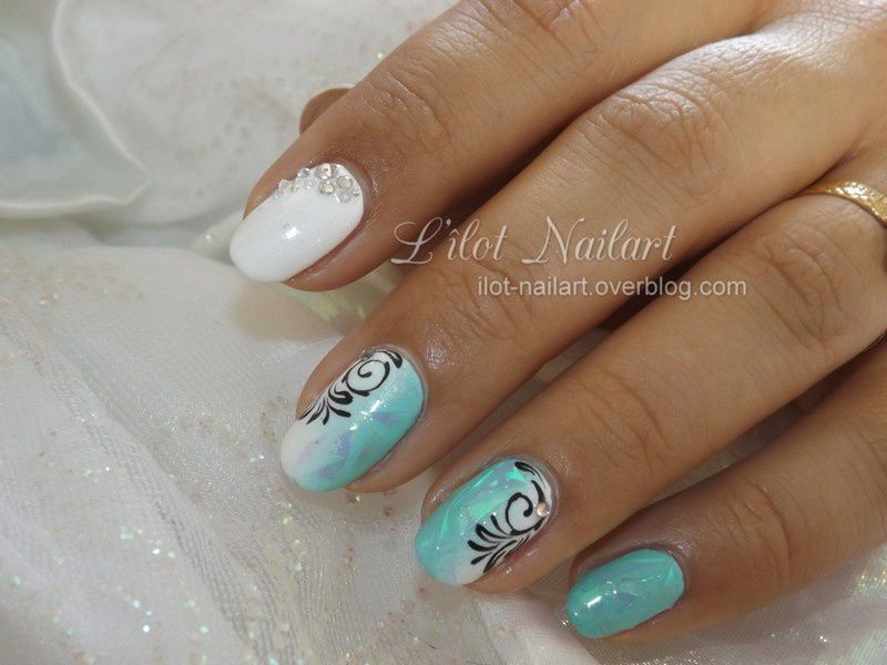 Glass Nails et sa spirale !!!