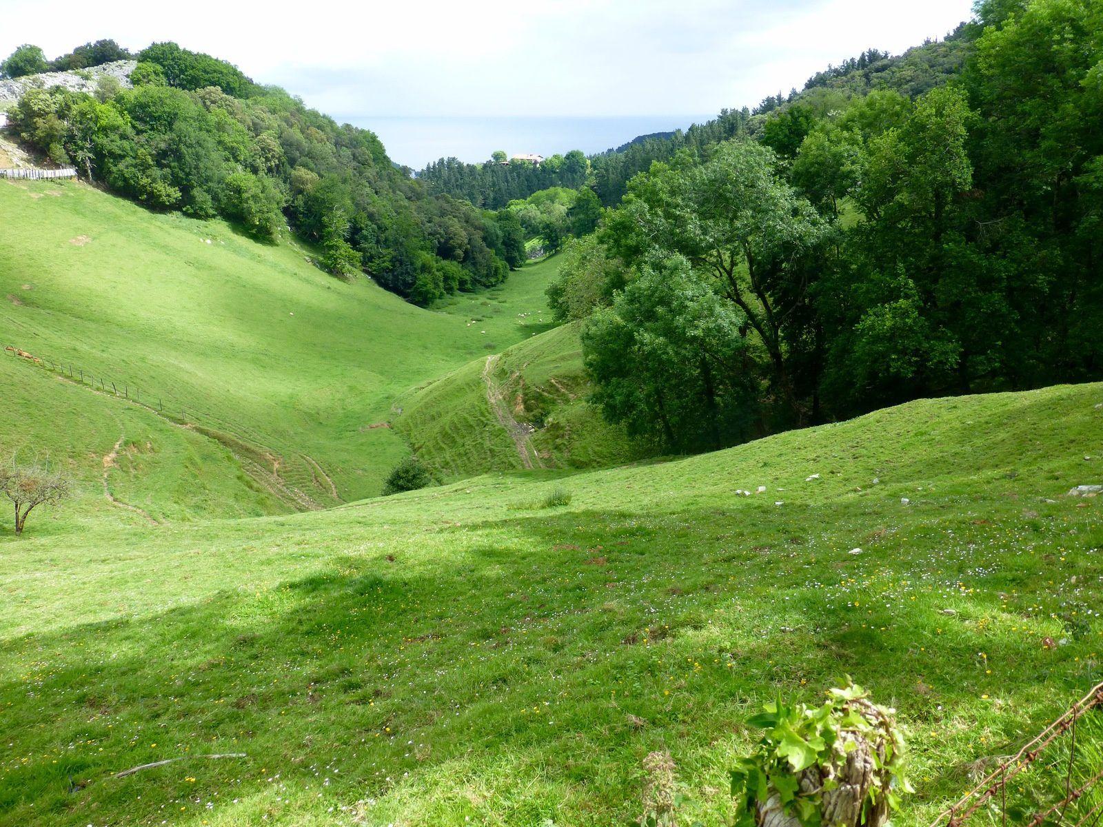 Des kilomètres en trop, des suées en plus, de la gadoue sur les chemins...mais de très beaux paysages