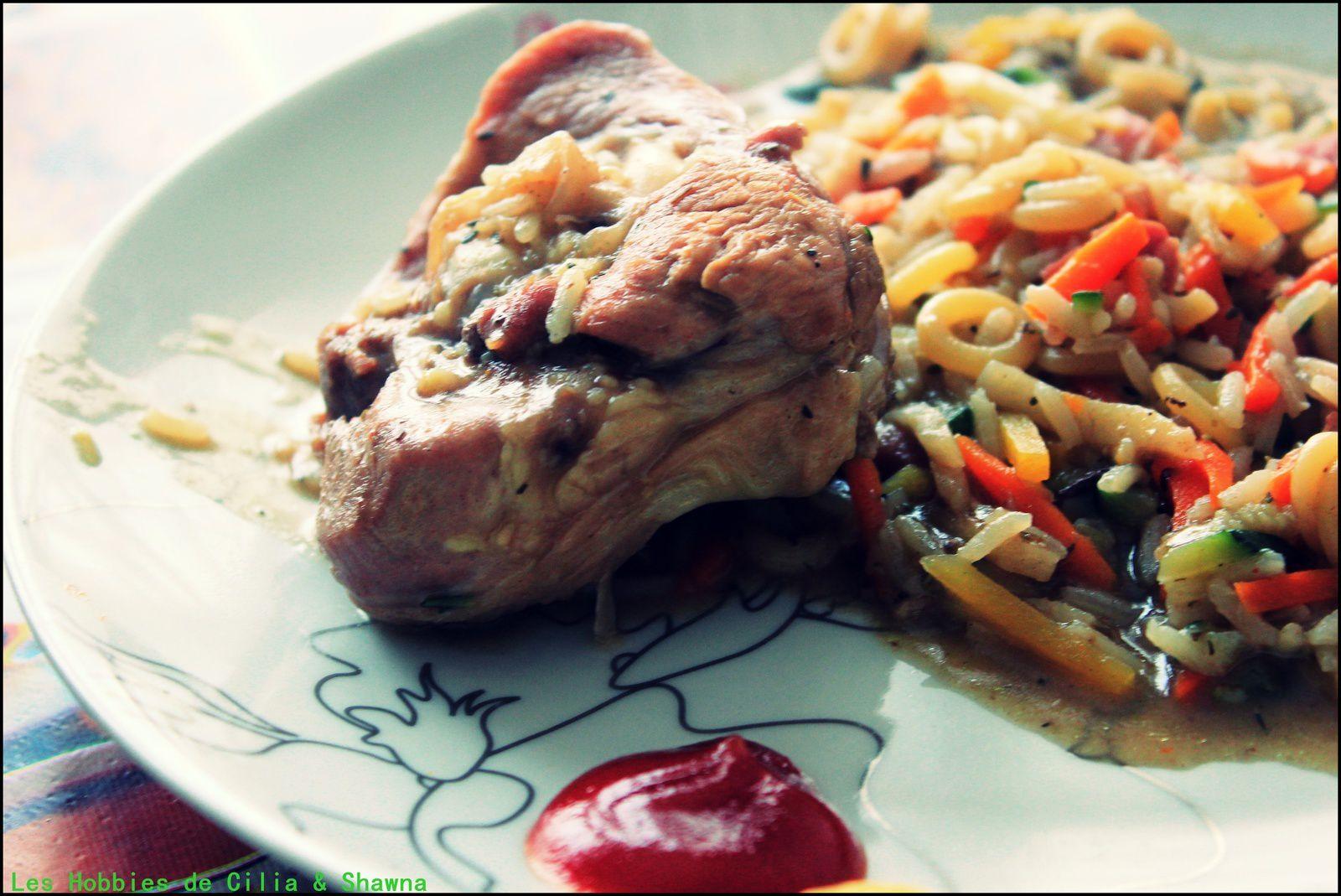 Osso bucco de dinde sophie cooking - Cuisiner osso bucco de dinde ...
