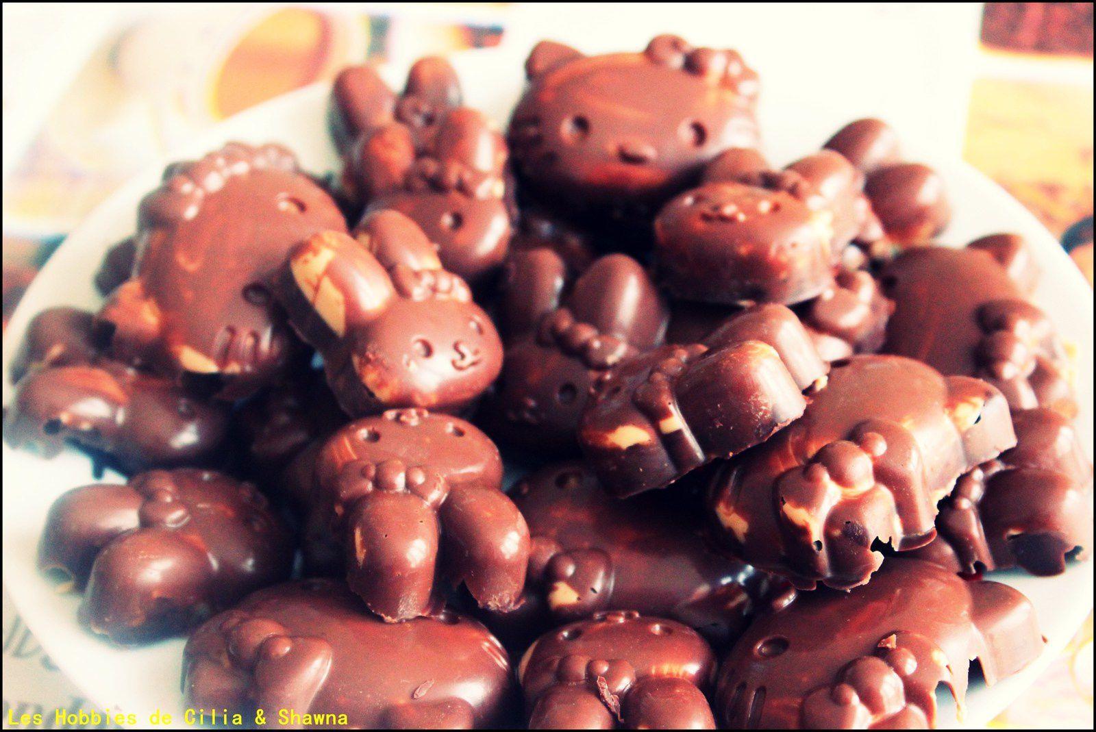 Chocolat de Pâques !