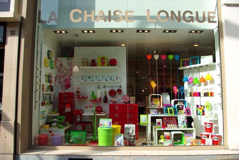 Quelques boutiques originales moving for Chaise longue tours