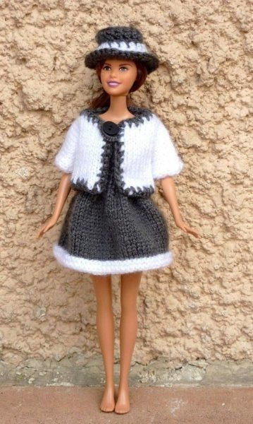 Ensemble Robe de Barbie