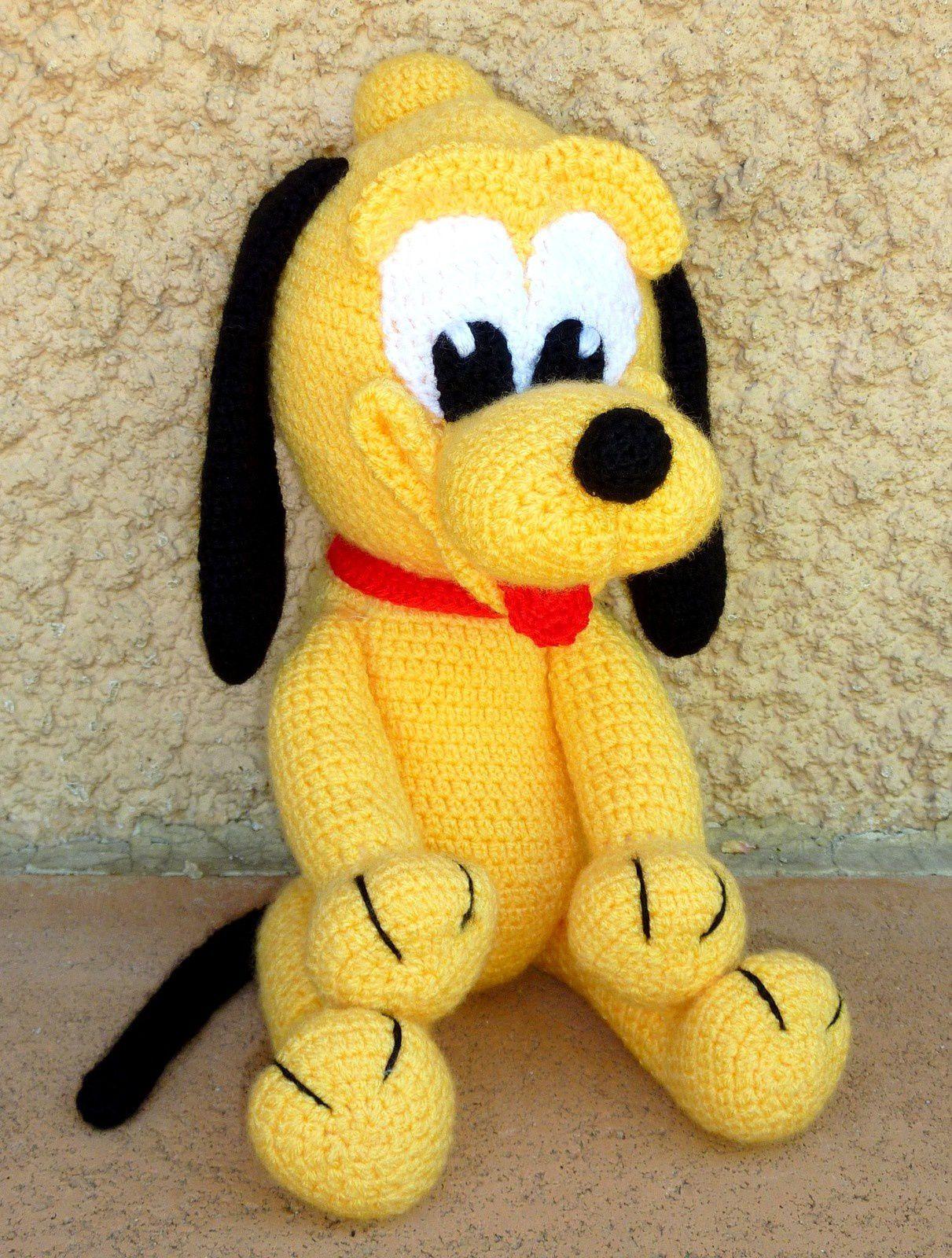 Bébé Pluto