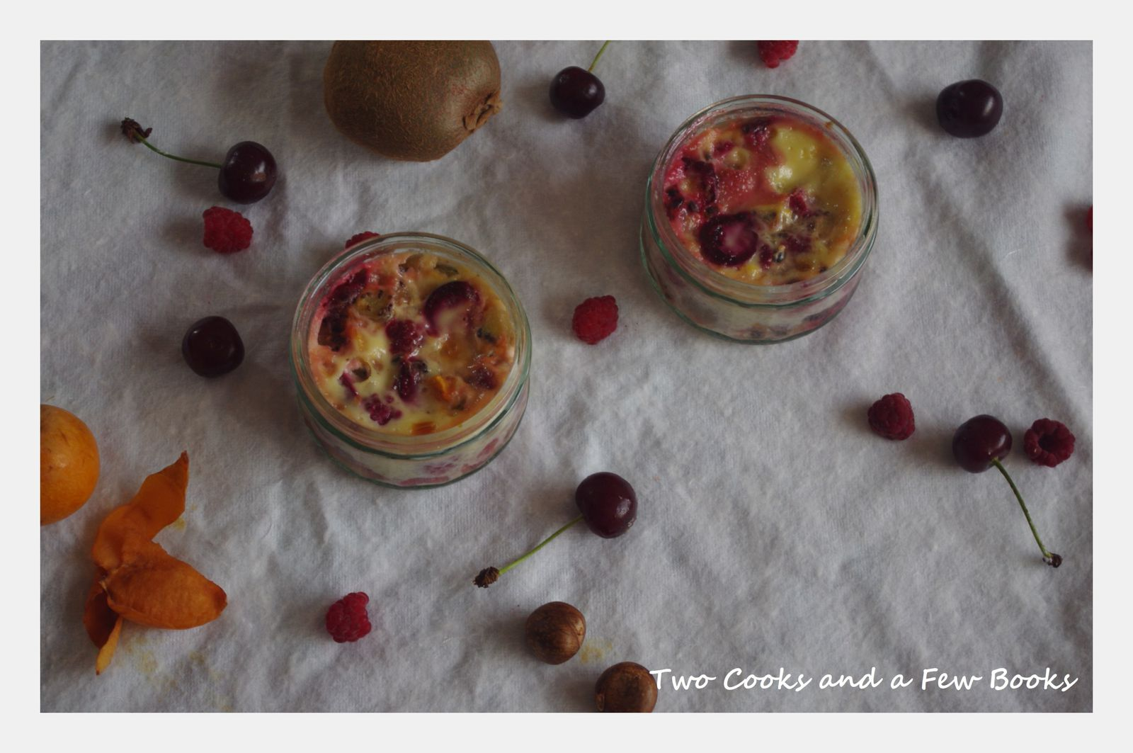 Gratins aux fruits