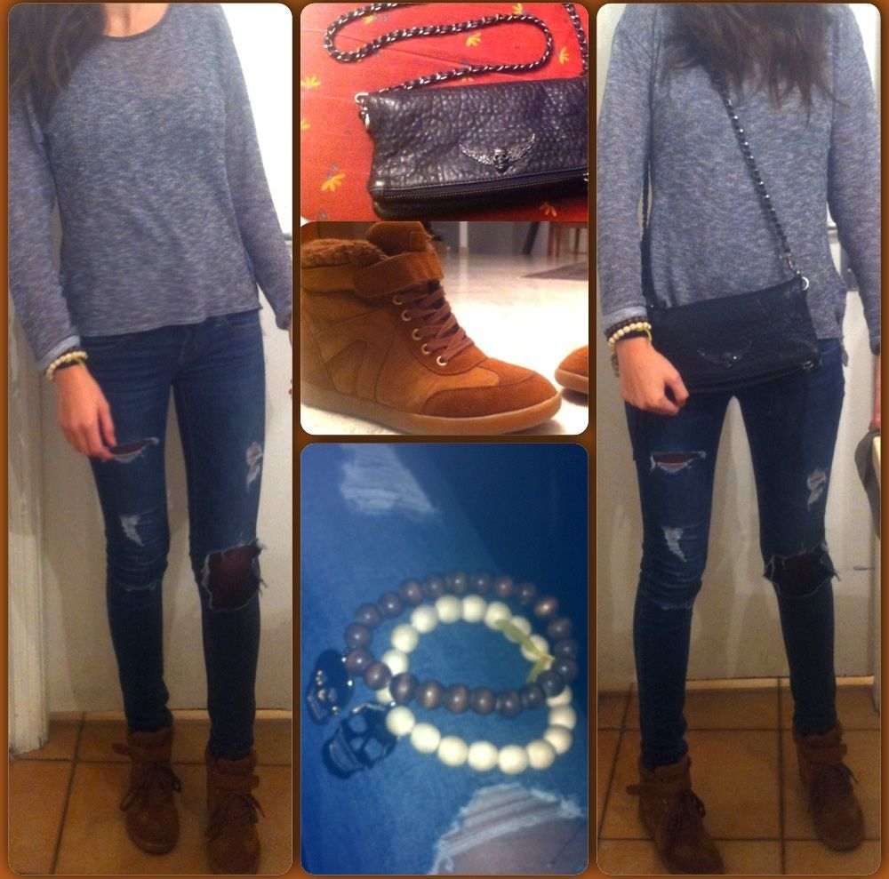 What I was wearing today 16/03/13