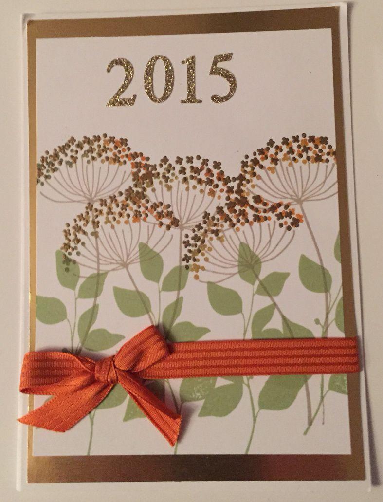 Série cartes de vœux