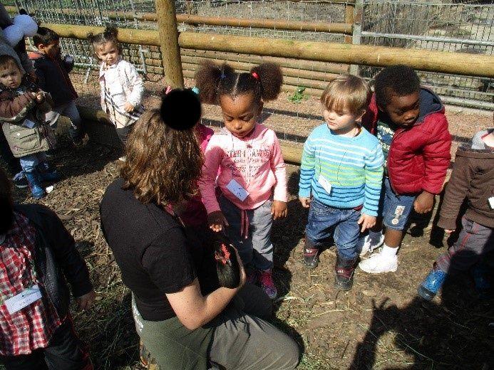 Visite à la ferme Marcel Dhenin