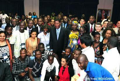 Rencontre périodique avec la jeunesse  Boni Yayi appelle les jeunes à la créativité