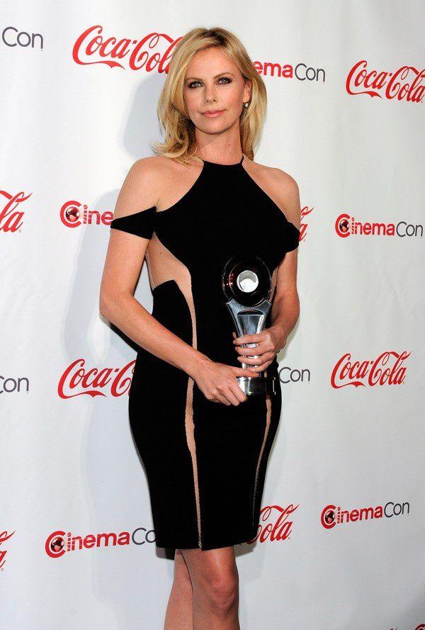 A Charlize Theron ,selon moi la plus belle femme du monde !