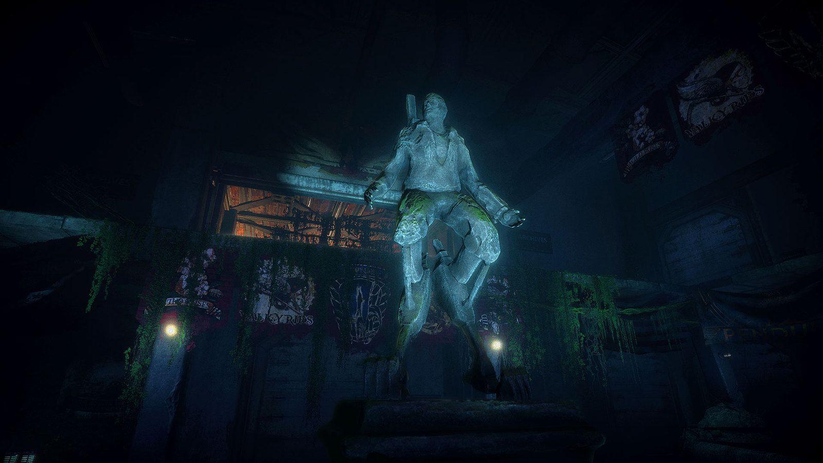 Valley - Prochain jeu de Blue Isle Studios , créateurs de Slender The Arrival