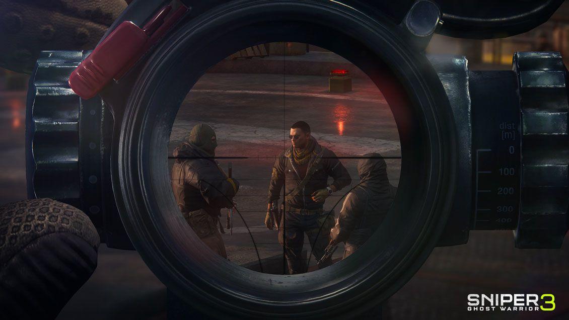 Mon avis sur la beta de Sniper Ghost Warrior 3