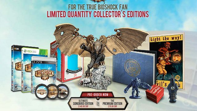 Bioshock Infinite - Ultimate SongBird Edition [Unboxing]
