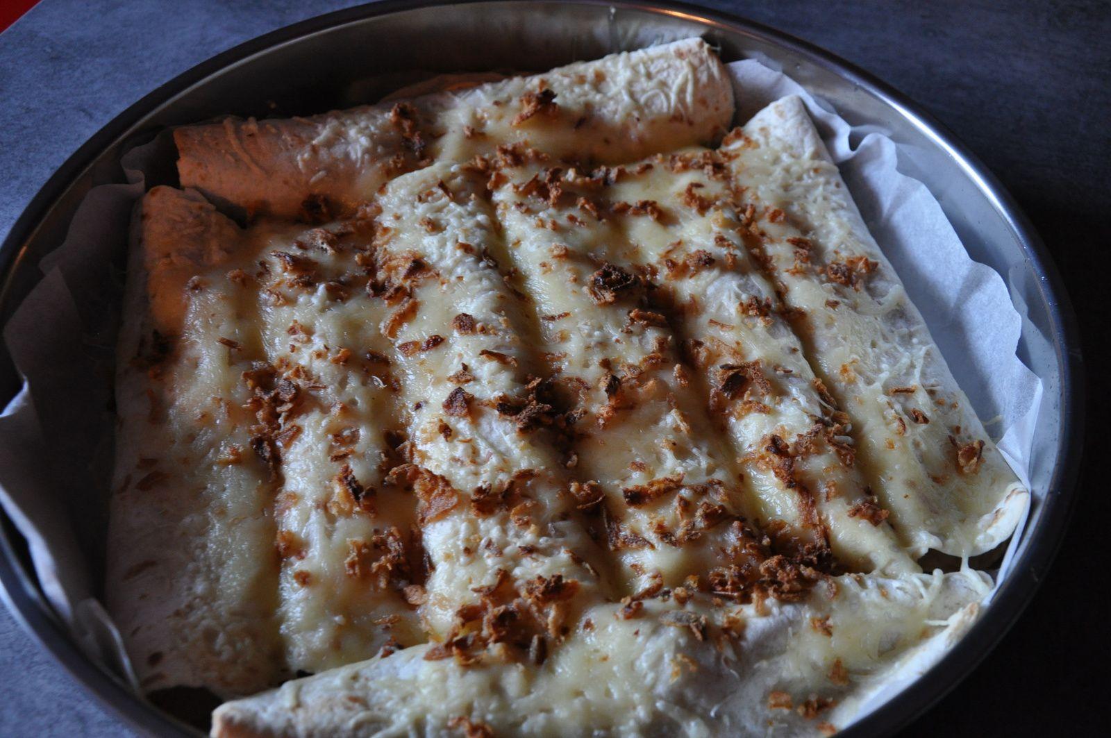 Tortillas spéciaux et rapides
