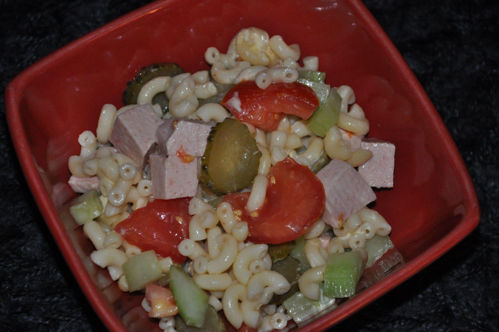 Salade facile et fraiche