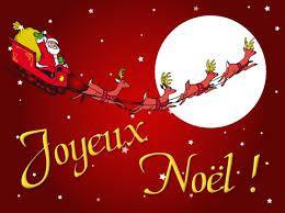 Je vous souhaite un Joyeux Noël à tous et à toutes