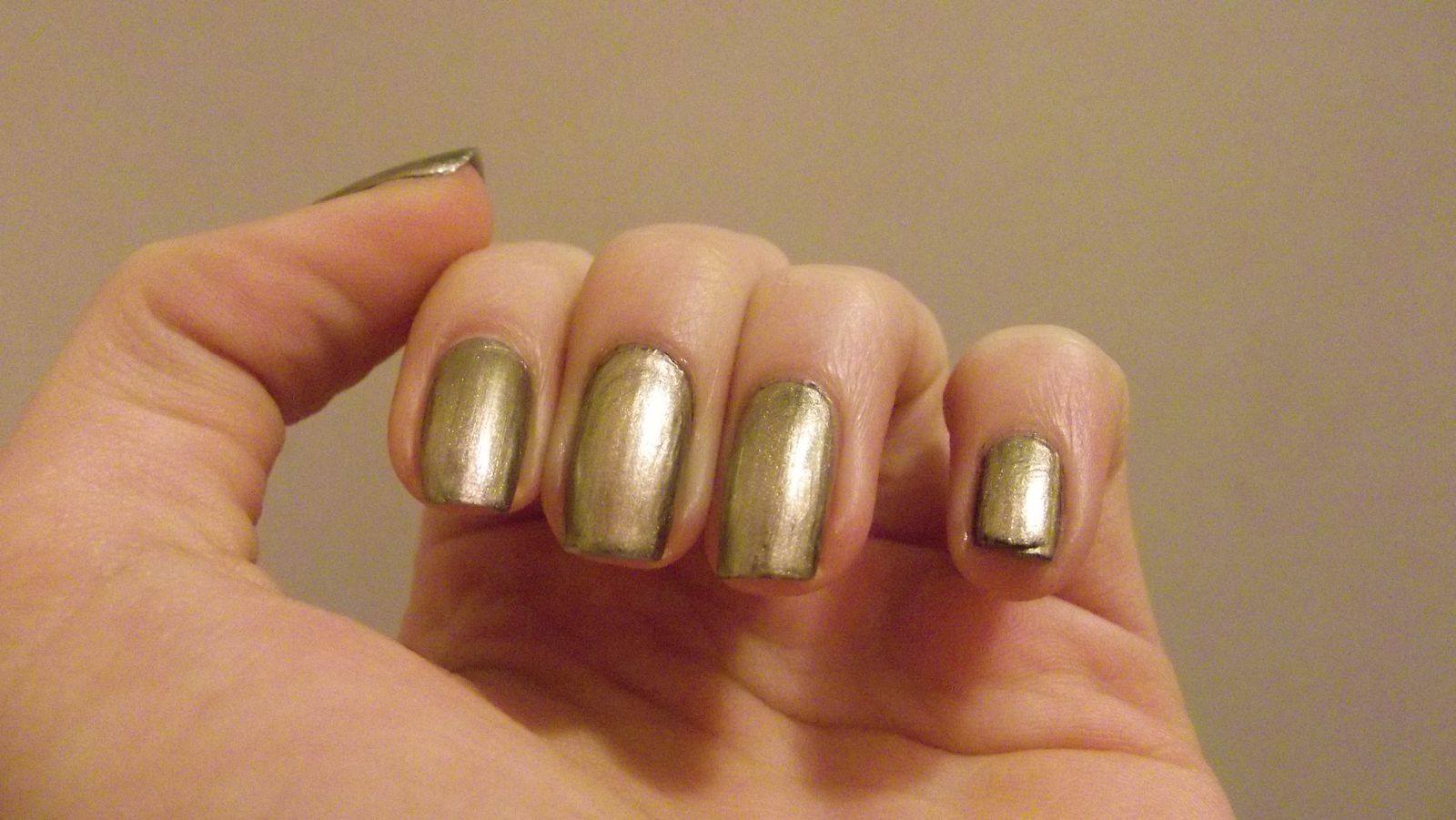 Swatch// Nail inc Stratford le vernis duochrome