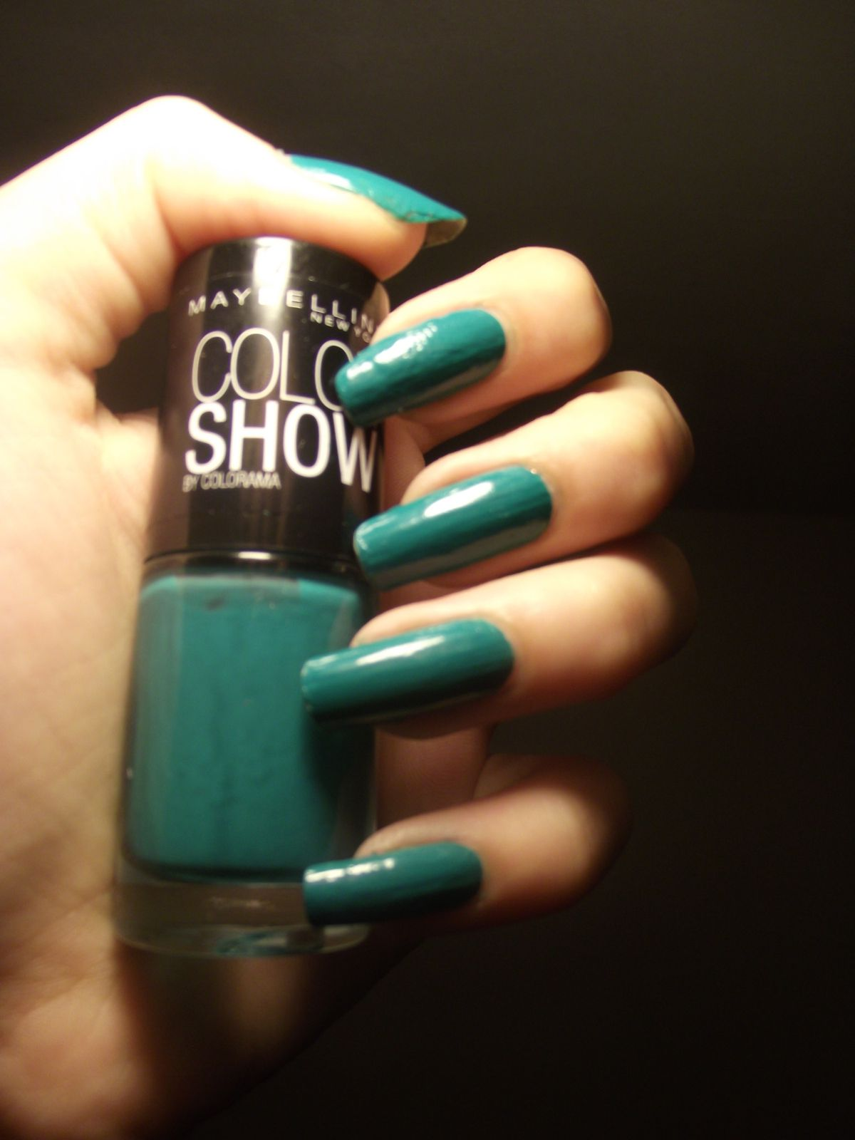 Swatch// Color show Urban turquoise