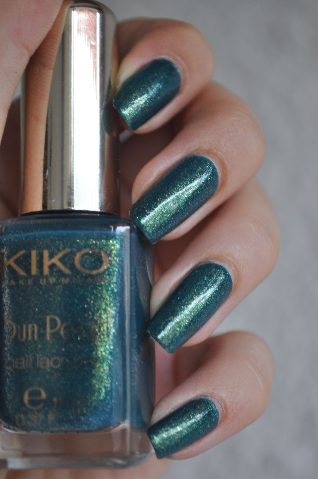 Swatch// Kiko River green