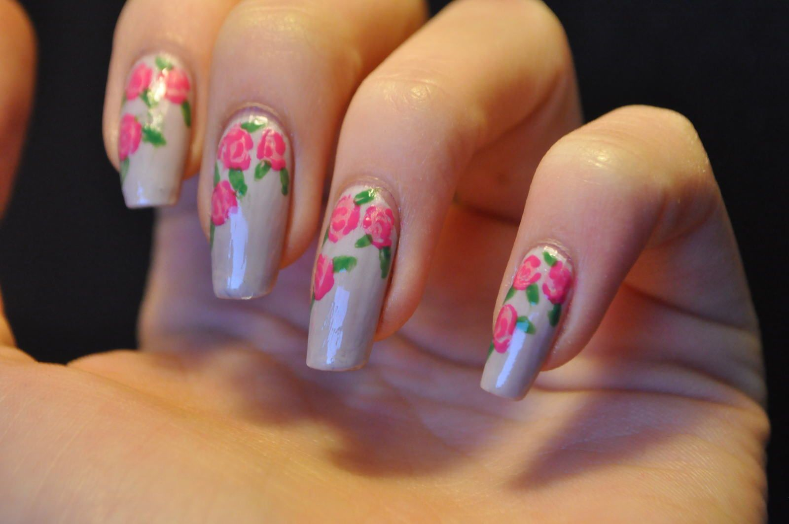 [Nailstorming] Flower power