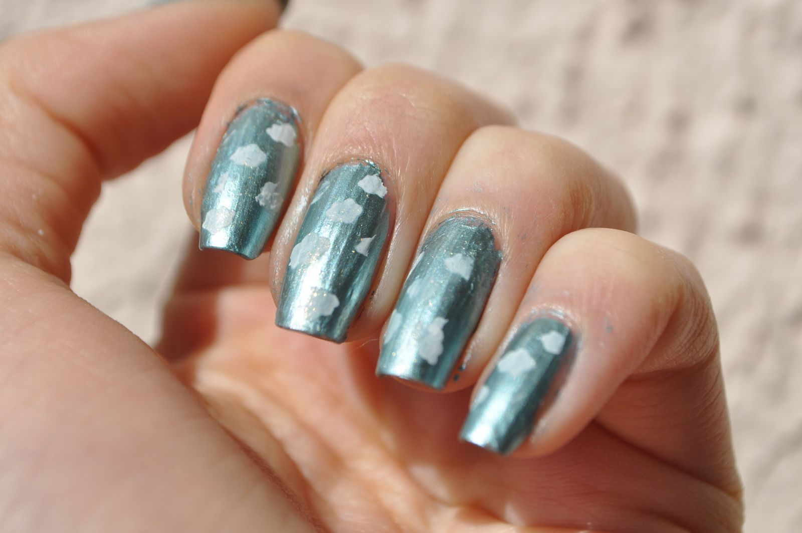 [Nailstorming] Nail by men/sister