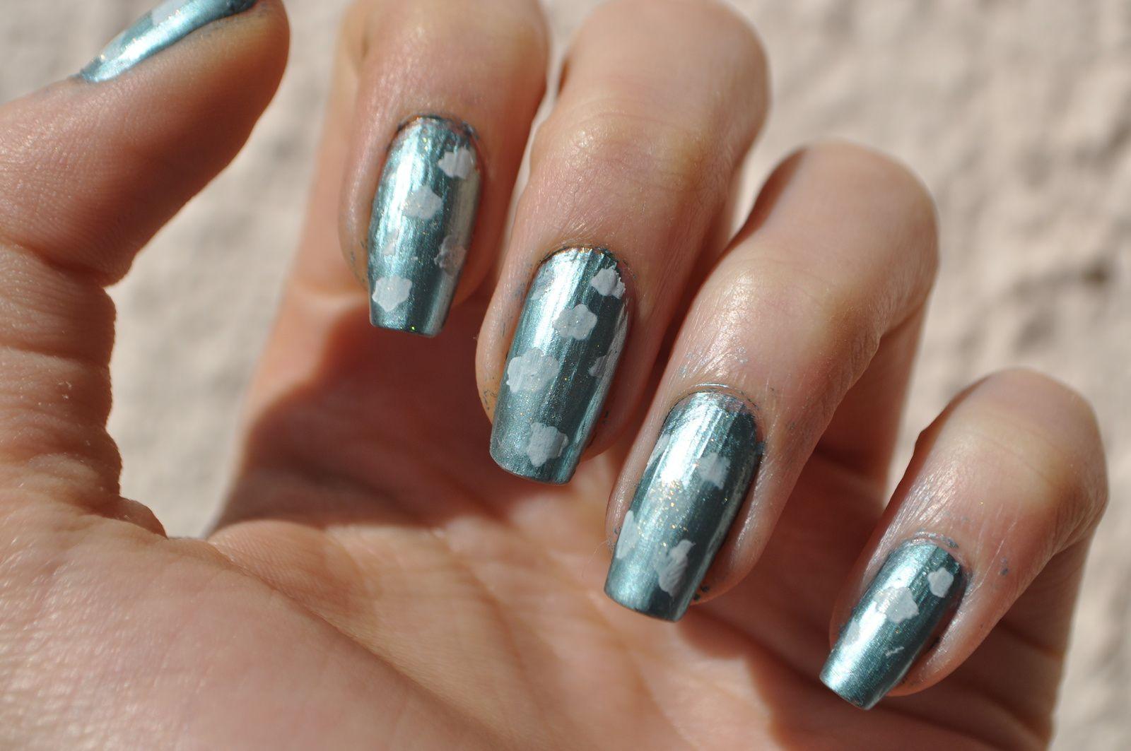 [Nailstorming] Nail by men/sister