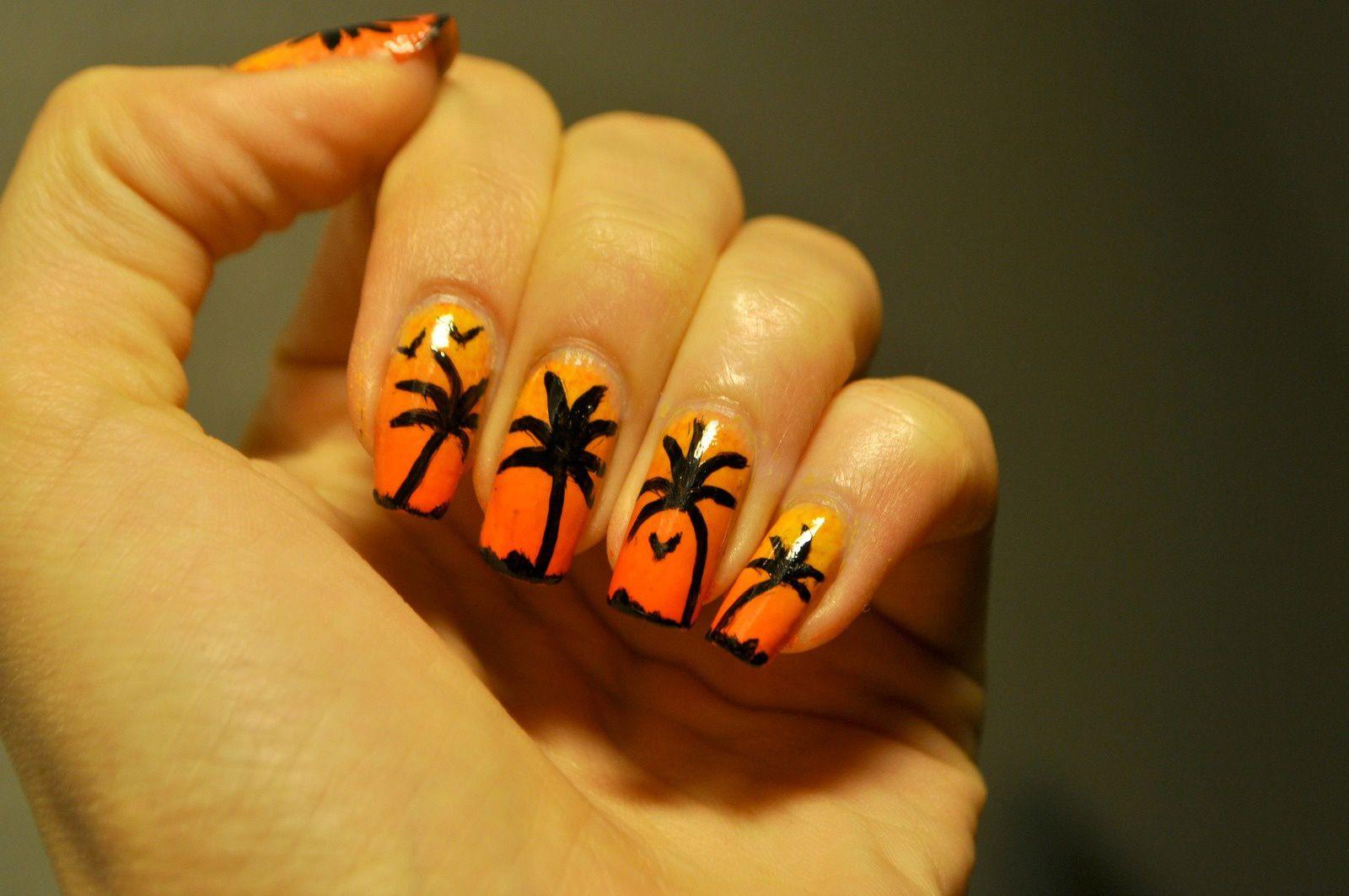 Sous le sunlight des tropiques