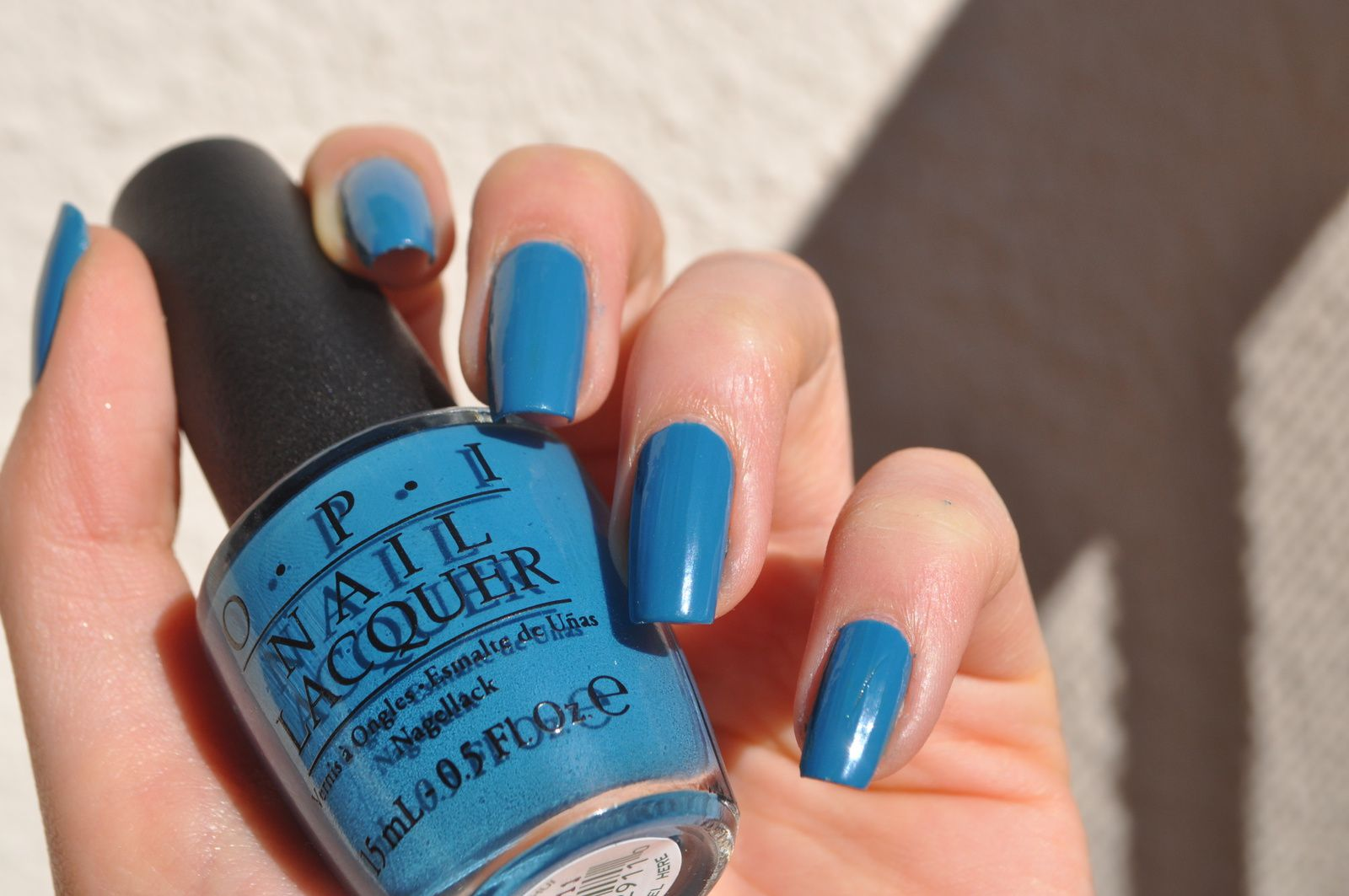 Swatch//OPI suzy say feng chui+ dry marble