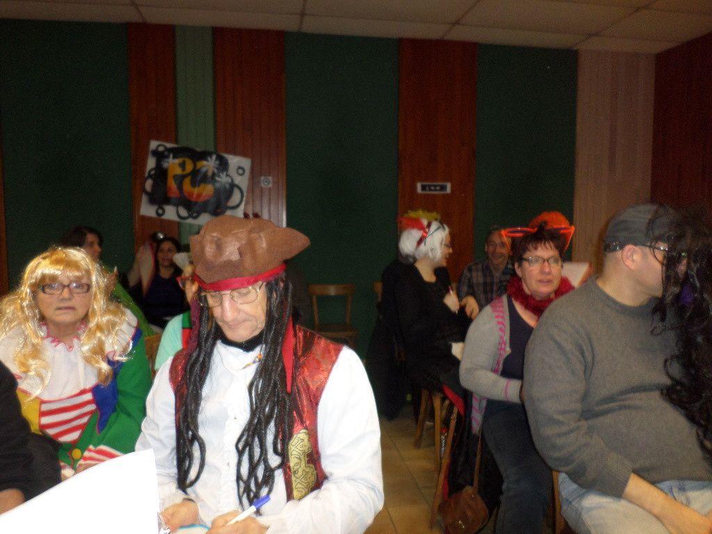 Photos soirée carnaval