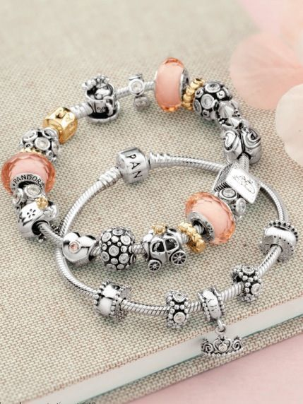 bracelet pandora jonc ou souple