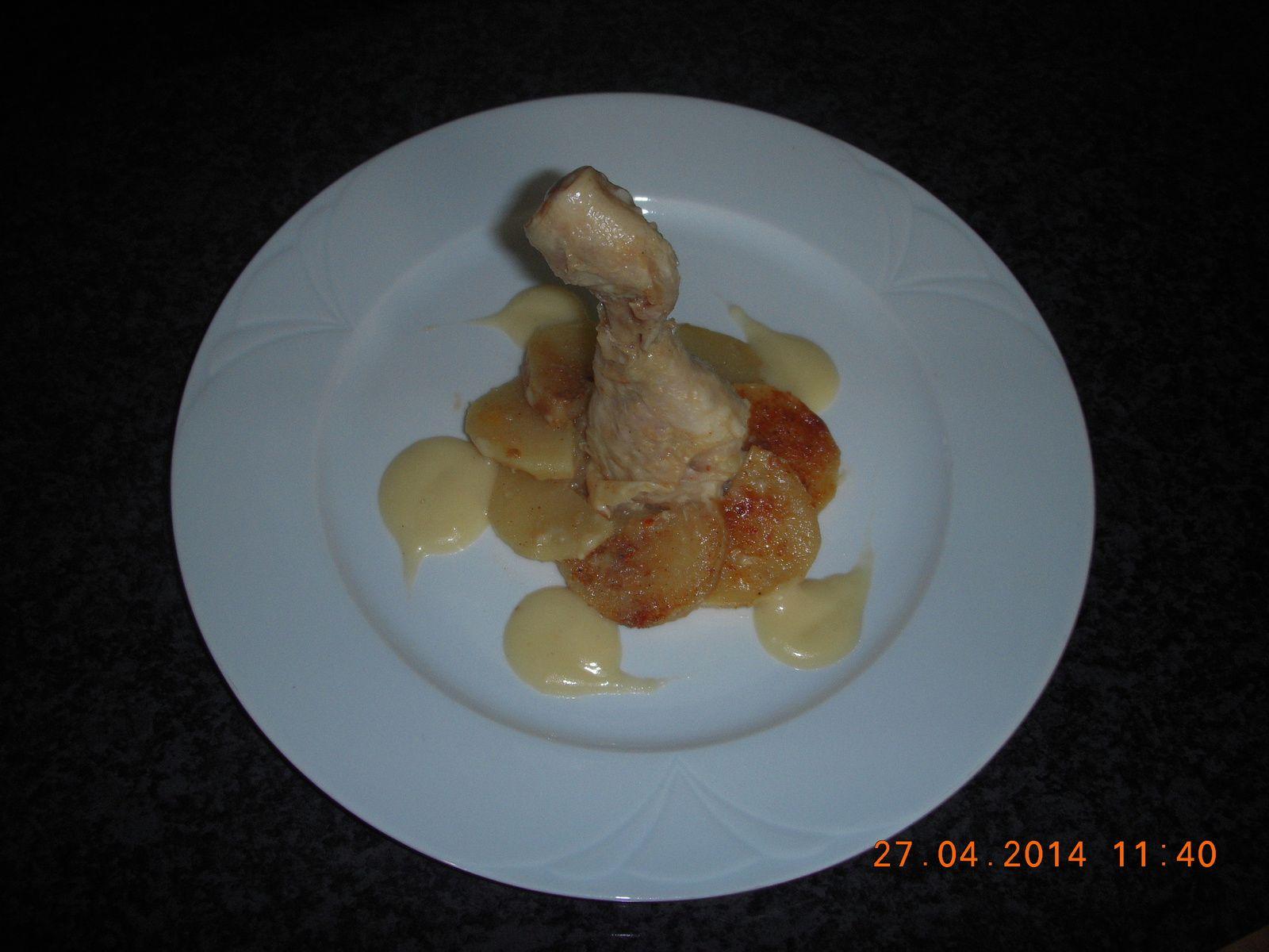 Cuisse de poulet la mexicaine placards gourmands cuisinez sans faire les courses - Cuisiner des cuisses de poulet ...