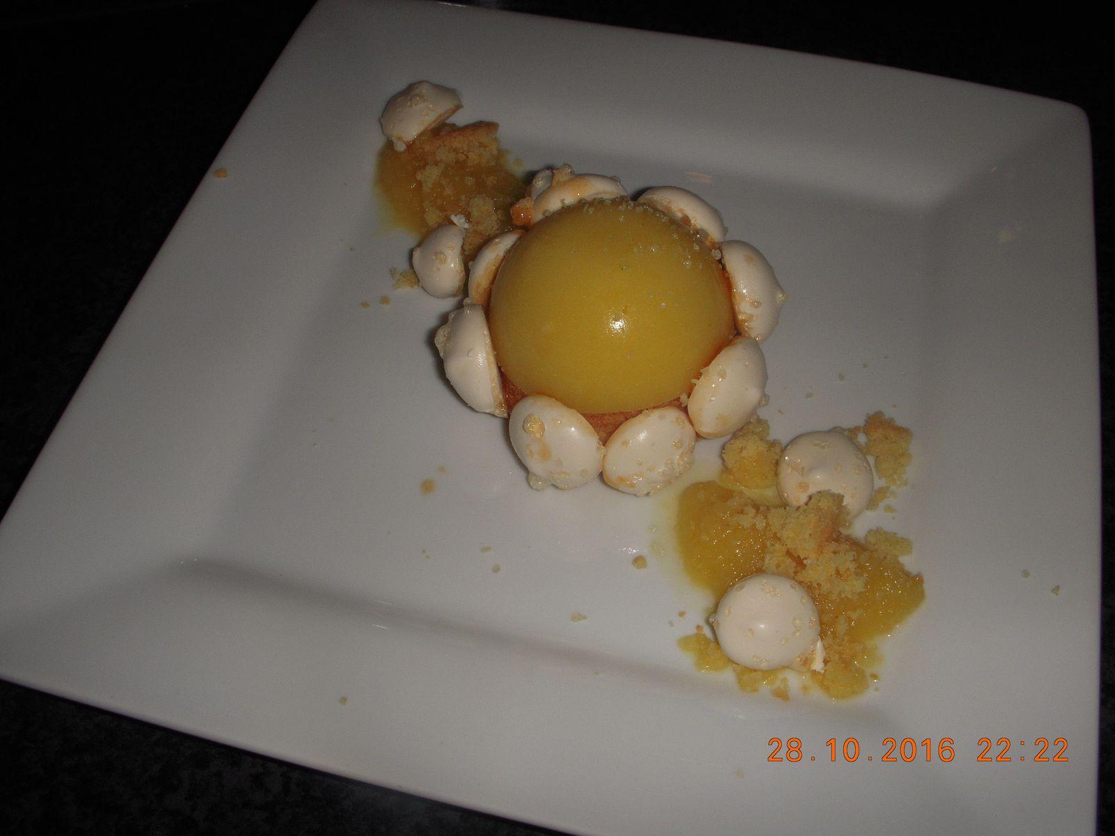 tarte au citron revisitée