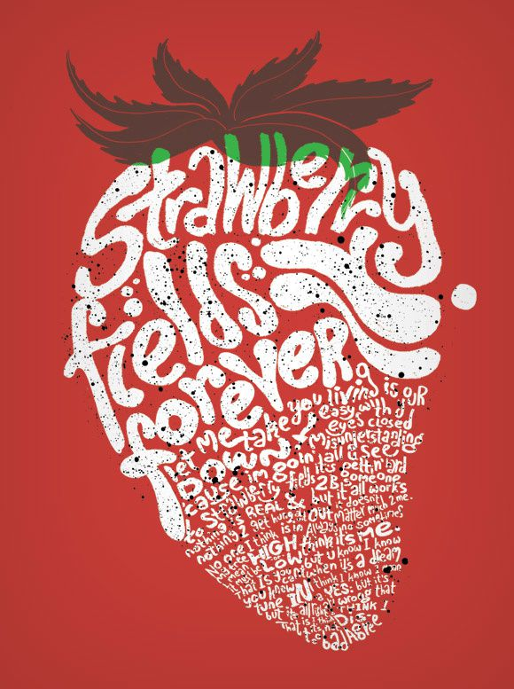 Friday song: Strawberry Fields Forever