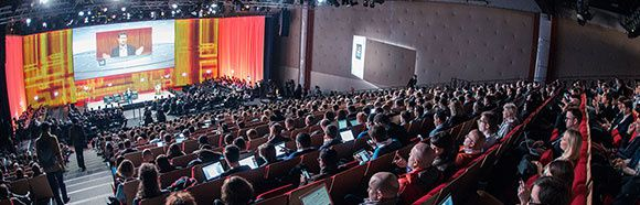 LeWeb 14. Paris, France. From A to Z