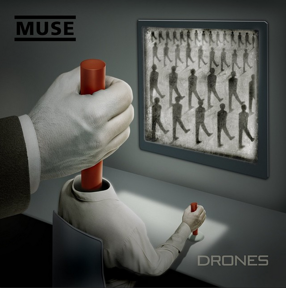 Friday loop song: Muse - Psycho (Super drone)