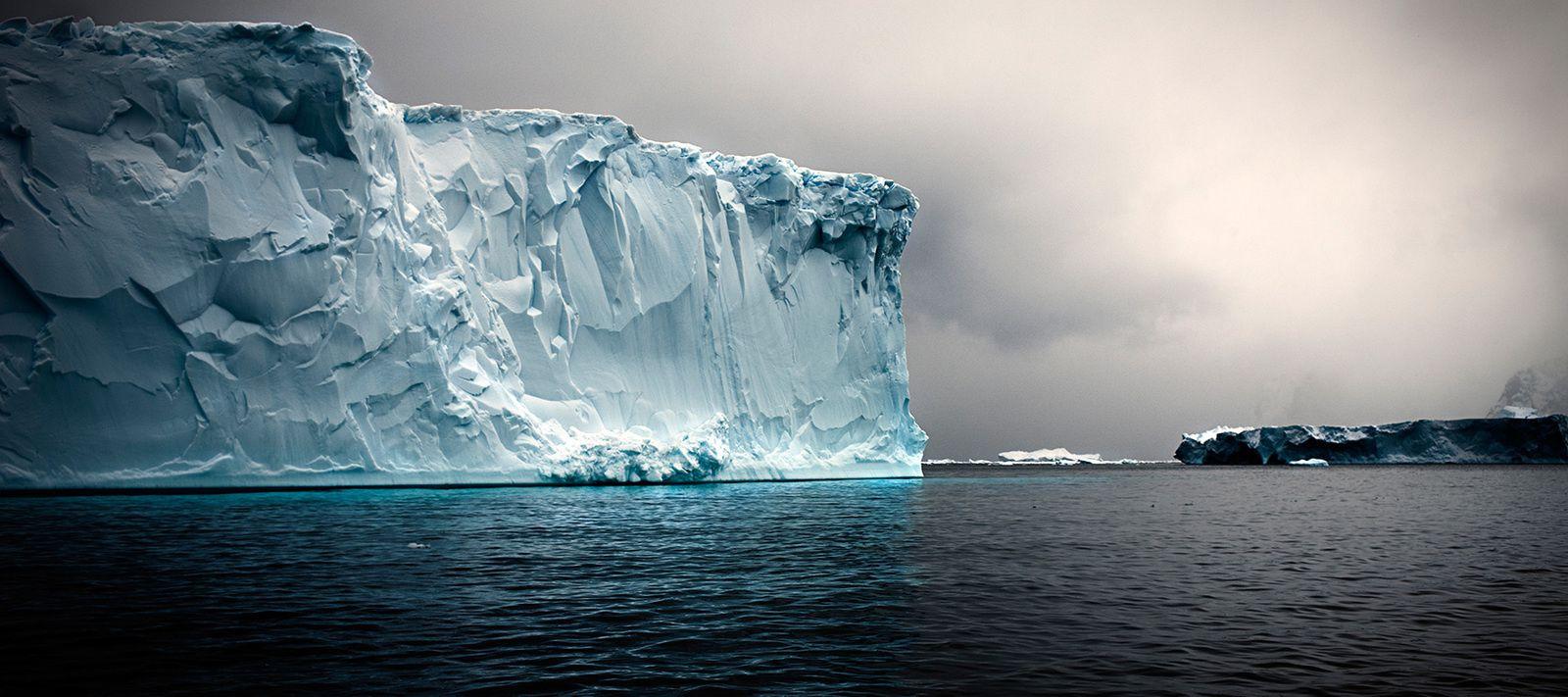 Condamnés à devenir intelligents : Camille Seaman, Haunting photos of polar ice