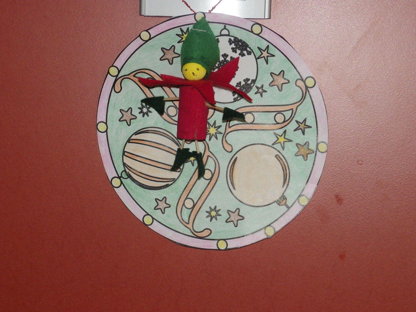 Décorations de Noël (suite!)