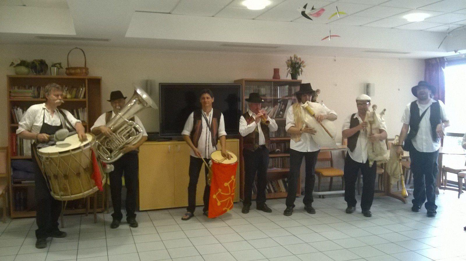 Musique et Papogay