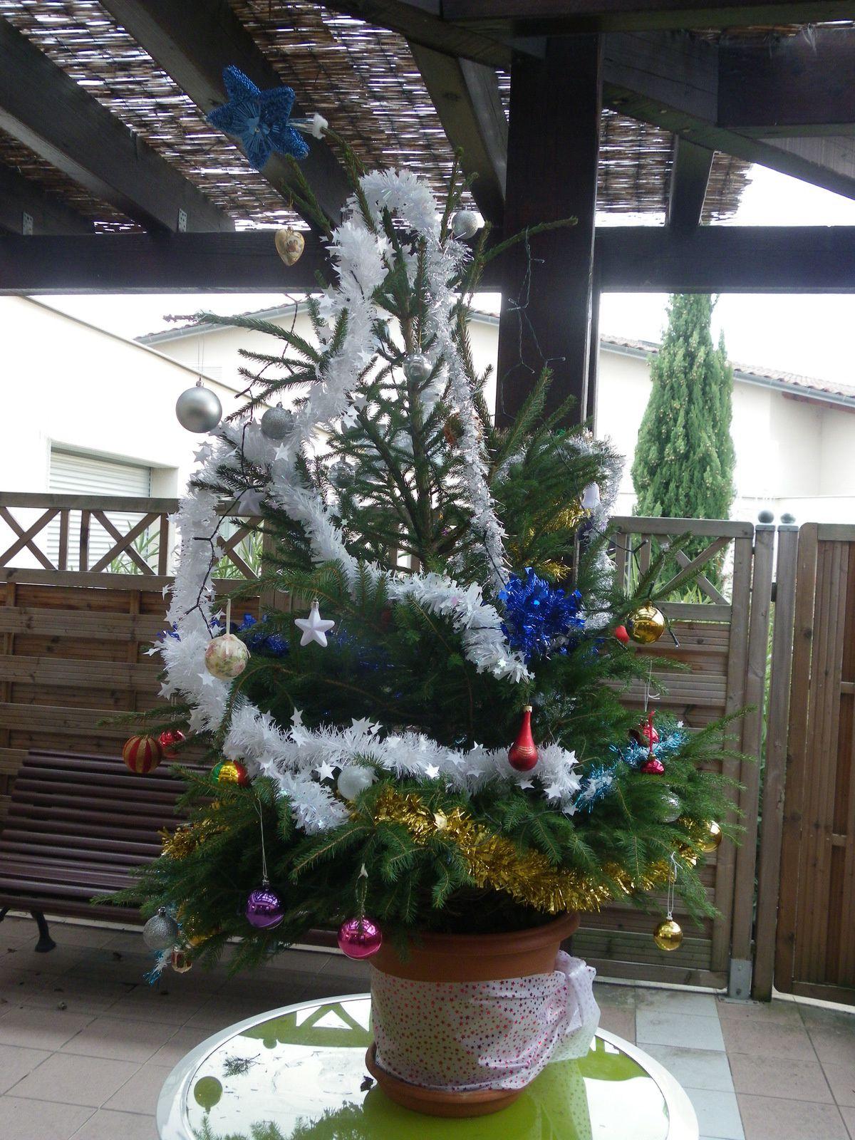 Les décorations de Noël 2015