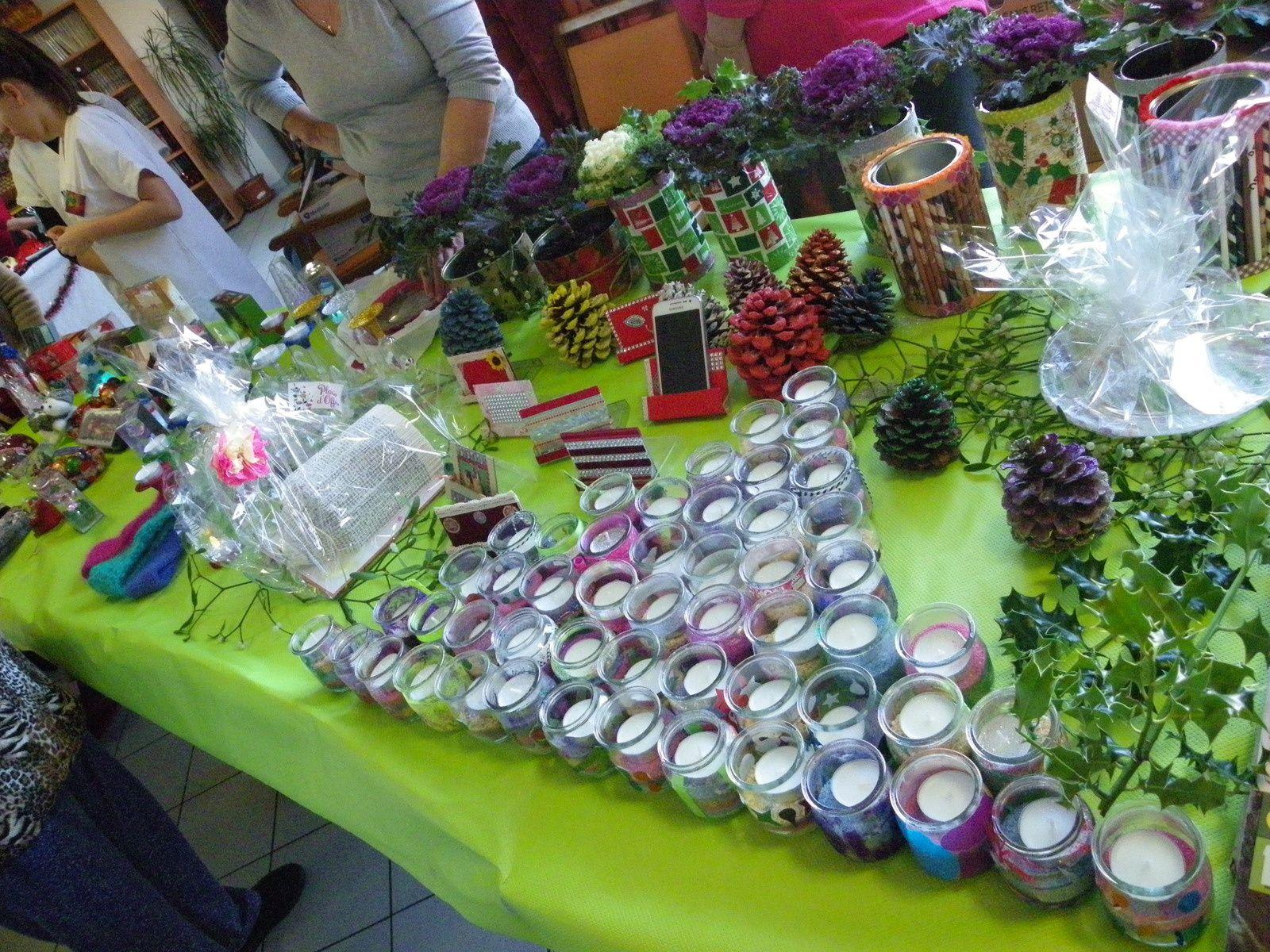 Quelques photos du marché de Noël