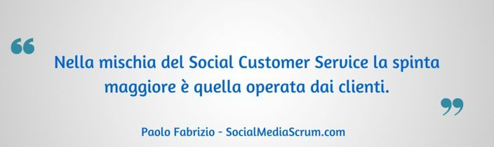 Cos'è il Social Customer Service? [Video #1]