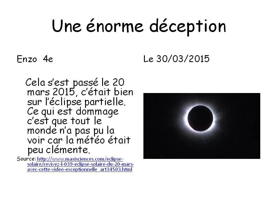 Eclipse / Piment