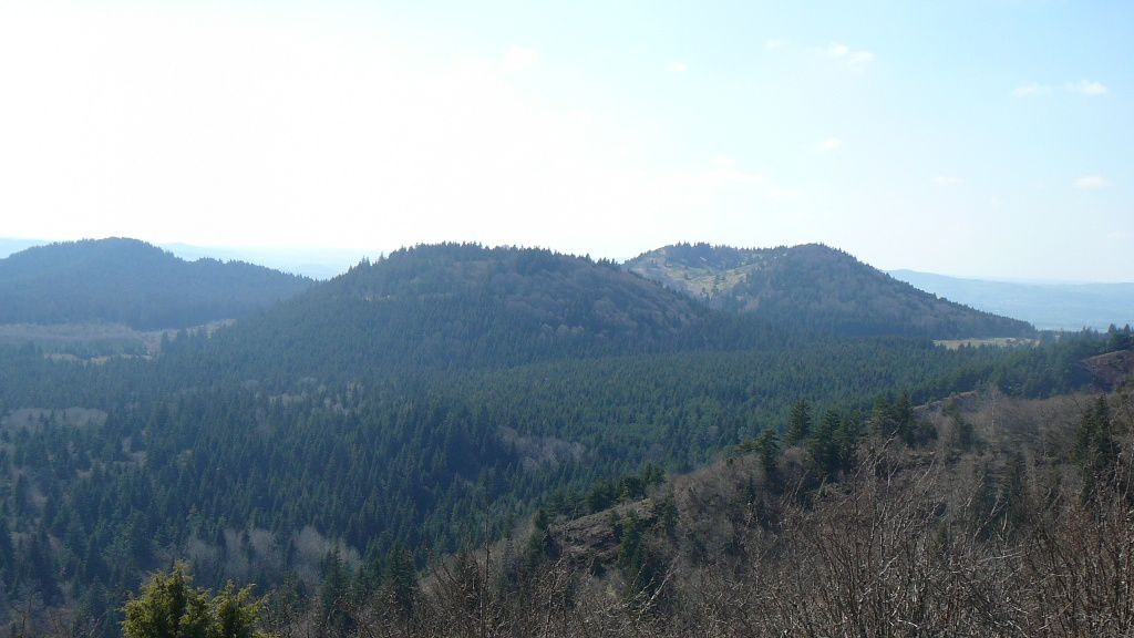 Auvergne Jour 1