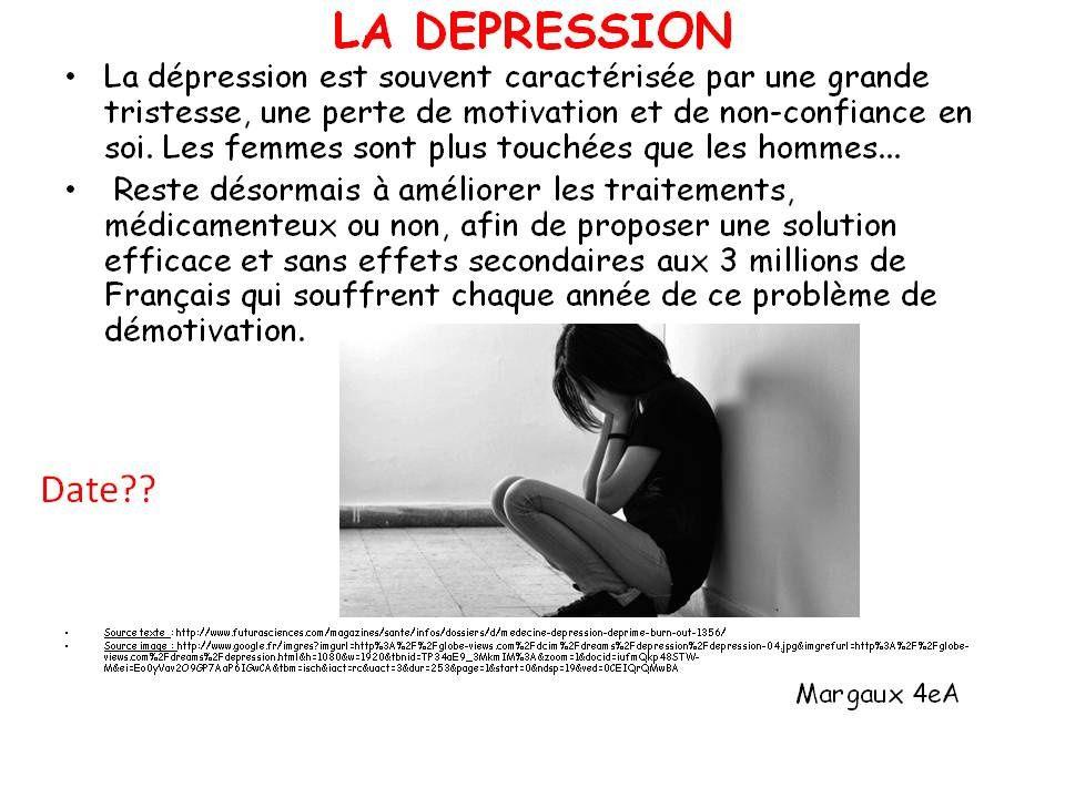 Téléphone/ dépression