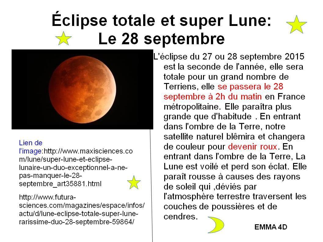 Eclipse / Nature