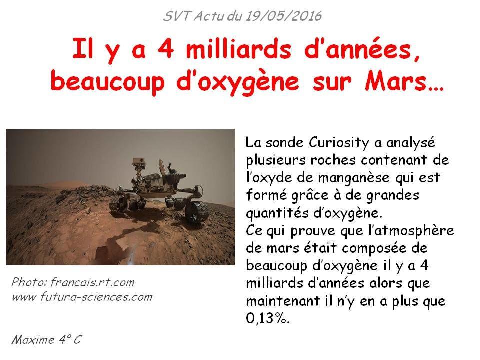 Mars / iles