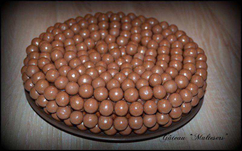 Gâteau au &quot&#x3B;Maltesers&quot&#x3B;