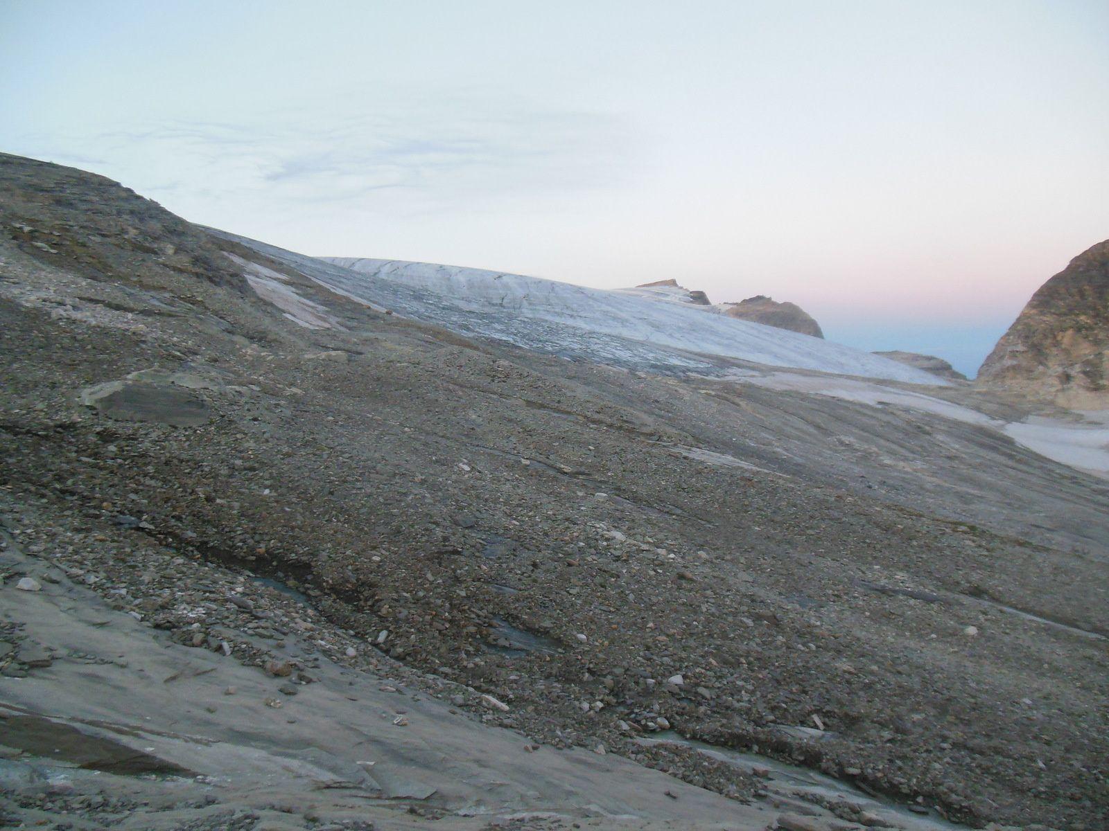 Ascension du Dard et de la Roche Ferran du 23 août (crédit photo : C.)