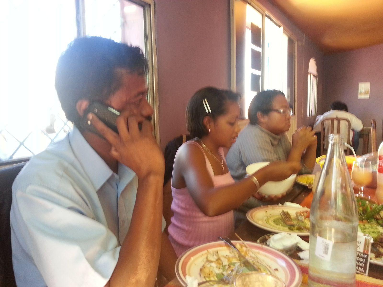 déjeuner &quot&#x3B;la marais&quot&#x3B; ivandry et after