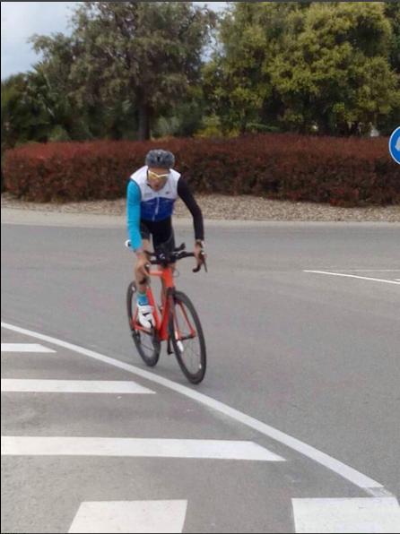 Objectif X'Trem Breizh....Stage de préparation triathlon longue distance à Salou (Espagne)... @suivre